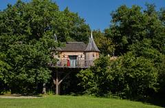 Châteaux dans les arbres (L1000140) - Photo of Sainte-Sabine-Born