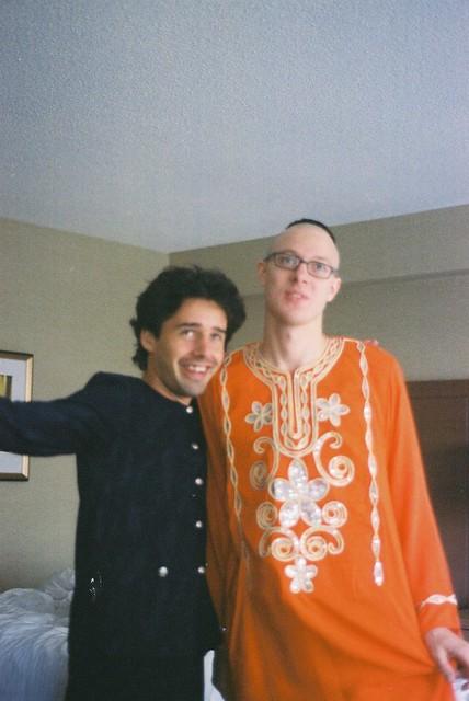 Juan and Ryan