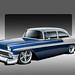1956 Bel Air Restoration by restoreamusclecar
