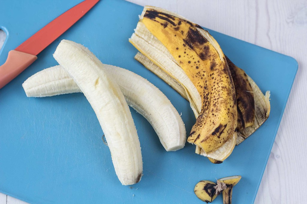 Guide How To: Bag and Save Ripe Bananas
