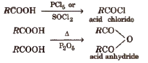 Aldehydes, Ketones and Carboxylic Acids
