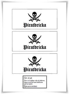 piratdricka