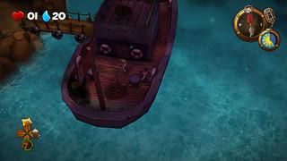 Приключение Lost Sea выйдет на PS4 в 2015 году