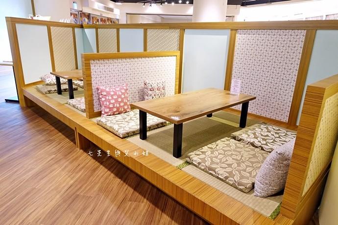30 阿朗基阿龍佐咖啡廳 板橋環球店 日式茶屋風