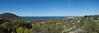 Looking East of Portinatx Panorama