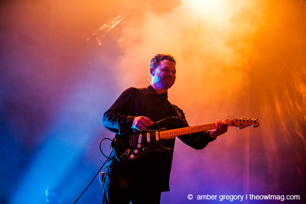 Alt-J  @ Treasure Island Music Festival 2014, Sunday