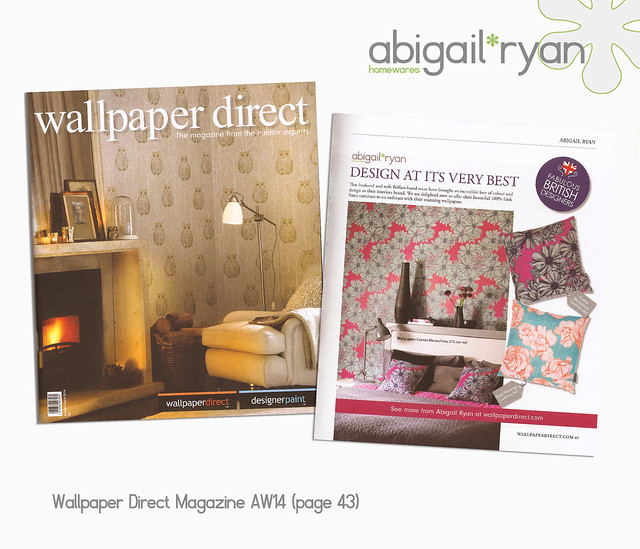 Wallpaper Direct Magazine AW14 - Press...