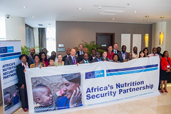 Group Photo: African Nutrition Security Partnership (ANSP) 3rd Annual Review Meeting