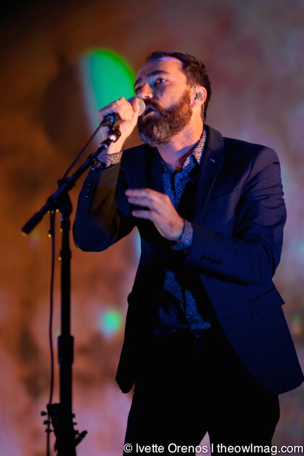 Broken Bells @ Orpheum Theatre, LA 10/25/14