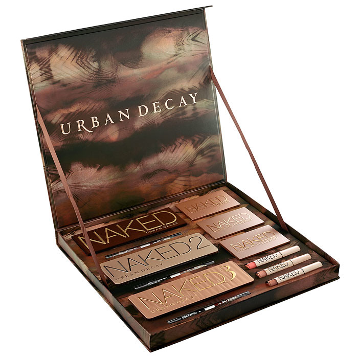 Urban Decay Launch NAKED 4Some Vault Housing ALL Their