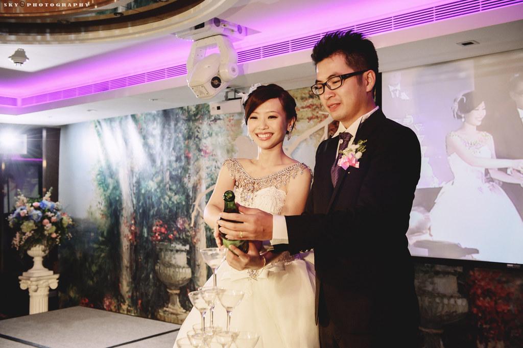 天空婚禮攝影158