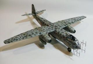 【玩具人'潘飛力'投稿】Revell  1/48 Ar234 B-2/N 軍武模型分享