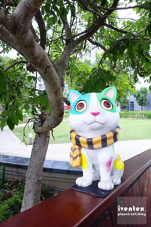 11刀口力台南善化南科幾米裝置藝術小公園