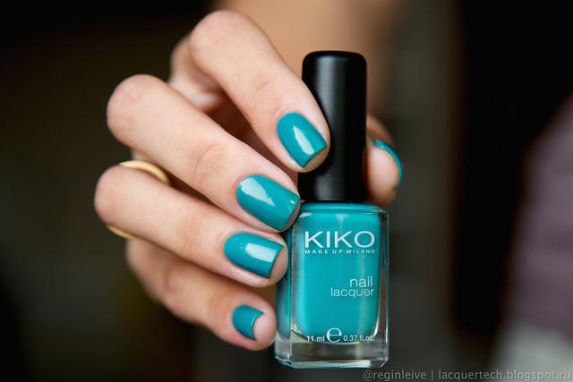 Kiko — 387 (turchese)