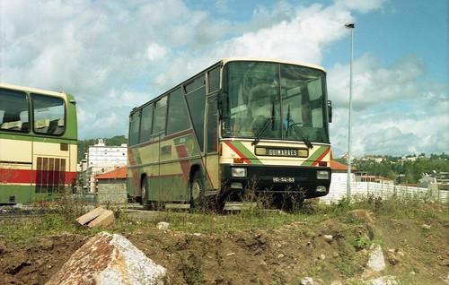bus portugal coach guimaraes portuguese 34 jcs arriva aec autocarro rodoviario portugueses singledecker utic rebodied joaocarlossoares imota hd5483
