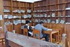 Jaffna Library, reading room