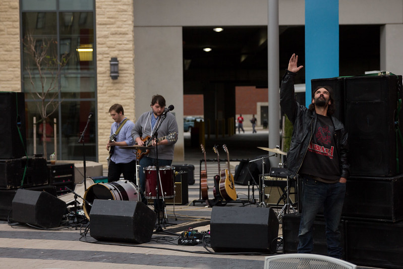 blét at the Tower Square (13th and P streets) | 10-9-2014
