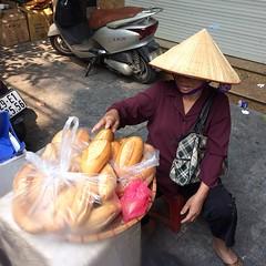 3-baht street baguette