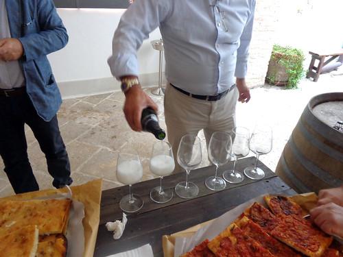 Pizza di Cagnano e d'Araprì