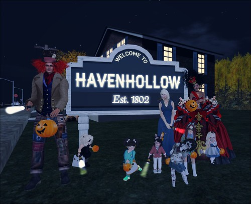 The Family At Havenhallow