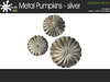 mudhoney metal pumpkins silver
