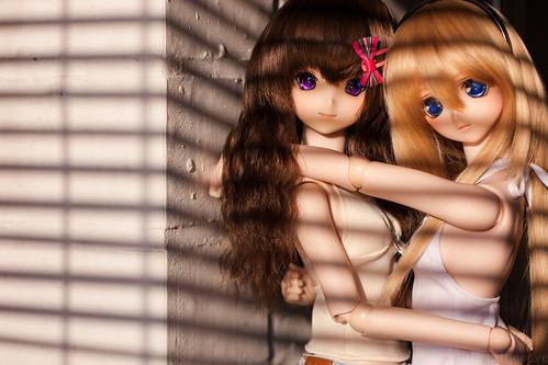 Akiko and Shizuko