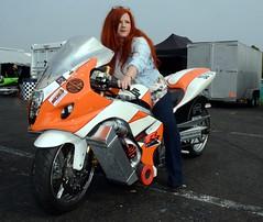 Sarah & GSXR Turbo