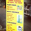 Vietnamese fast food: fried rice and fried noodles #vacation #vietnam #trip #sapa