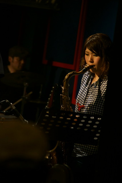 blues live at Blue Heat, Tokyo, 24 Oct 2014. 154