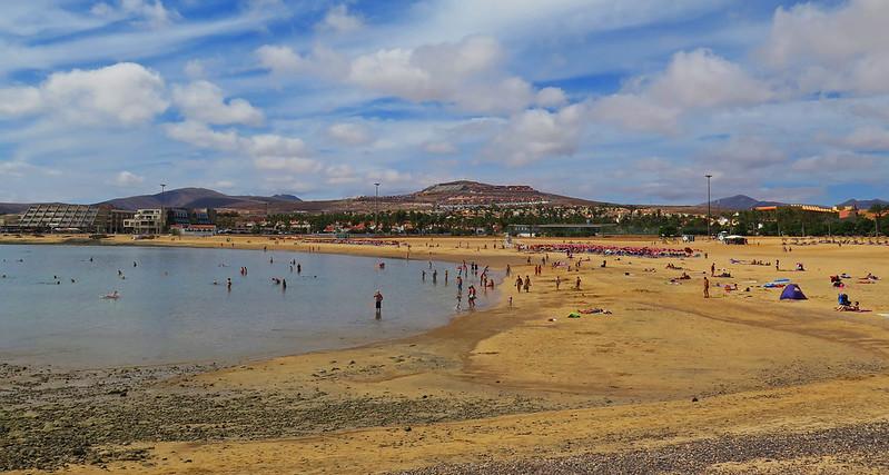 Costa Calleta Fuerteventura