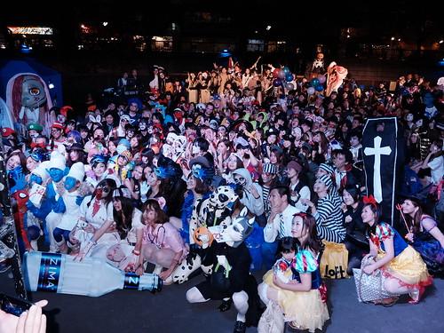 Nakameguro Blue Halloween 42