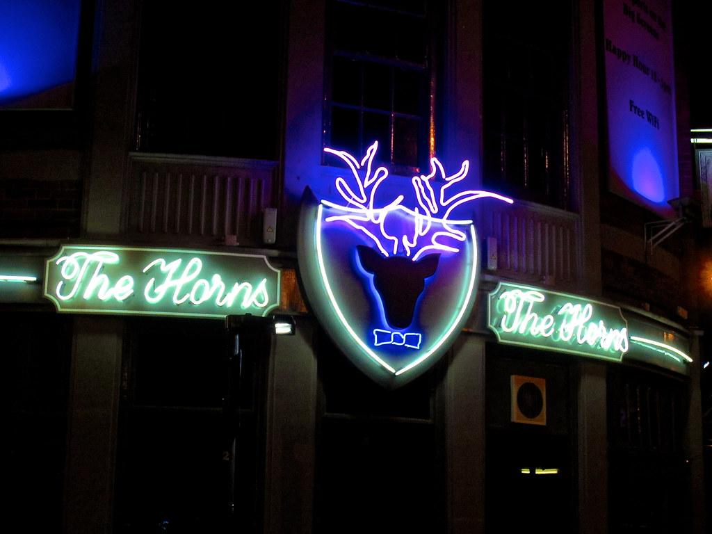The Horns, London, UK