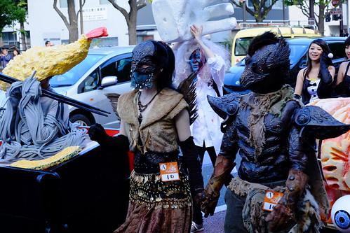 Kawasaki Halloween parade 2014 17