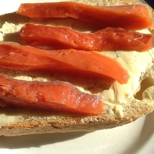 Бутерброд с маслом - это вечная ценность! #нездороваяпища
