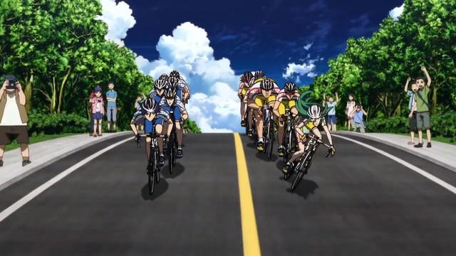 Yowamushi Pedal ep 38 - image 31