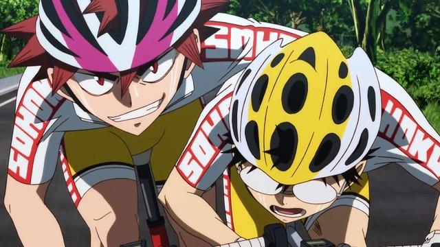 Yowamushi Pedal ep 38 - image 22