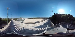 360 degree view from the highest point of The Panathenaic Stadium | #TBEX