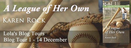 A LEAGUE OF HER OWN Blog Tour