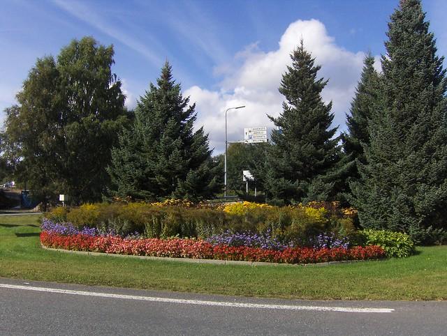 Hämeenlinnan moottoritiekate ja Goodman-kauppakeskus: Työmaan lähtötilanne 4.9.2011 - kuva 13