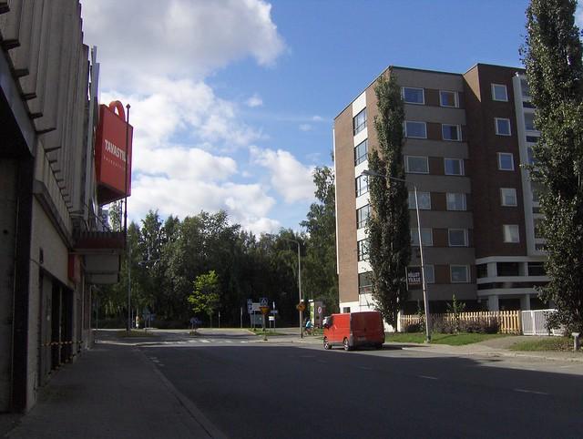 Hämeenlinnan moottoritiekate ja Goodman-kauppakeskus: Työmaan lähtötilanne 4.9.2011 - kuva 5