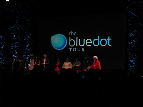 The Blue Dot Tour