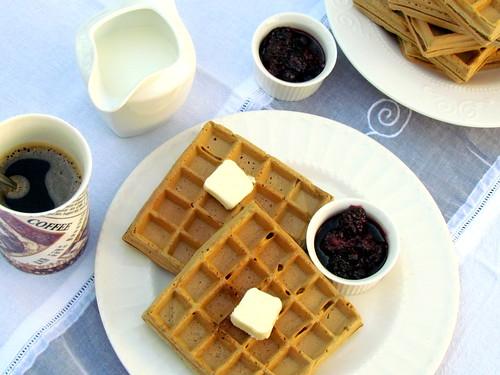 Coffee Waffles