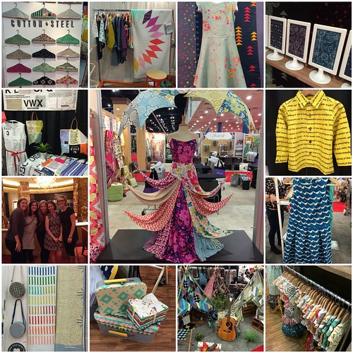 More Quilt Market Fall 2014