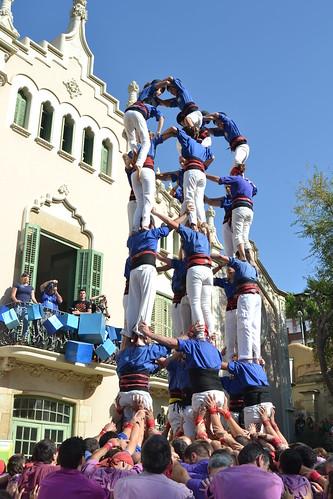Castellers d'Esplugues, Sant Just Desvern