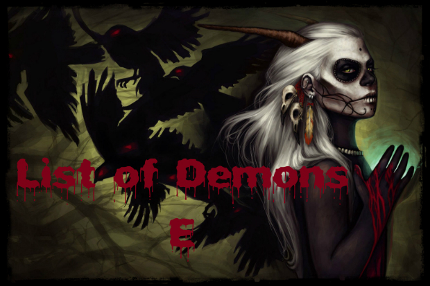List of Demons E
