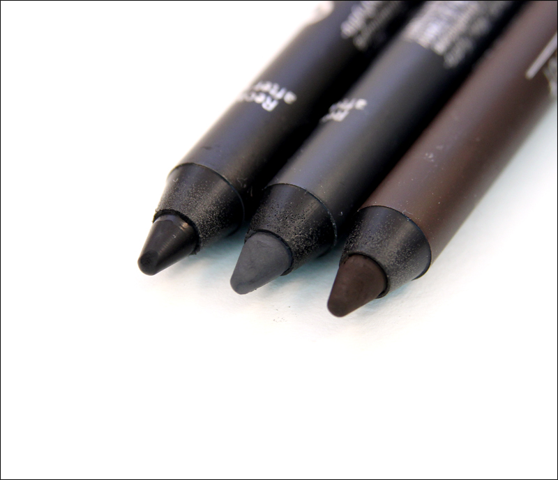 IsaDora Smoky eye liner1