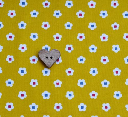 Japanese Daisy - Mustard