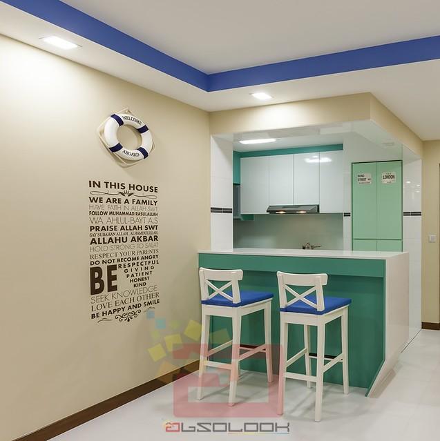 HDB 4-Room BTO Nautical @ Blk 429B Yishun Orchid Spring