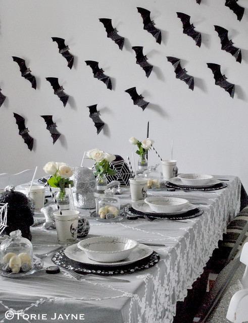 My 'Gothic Glamour' Halloween Table 3