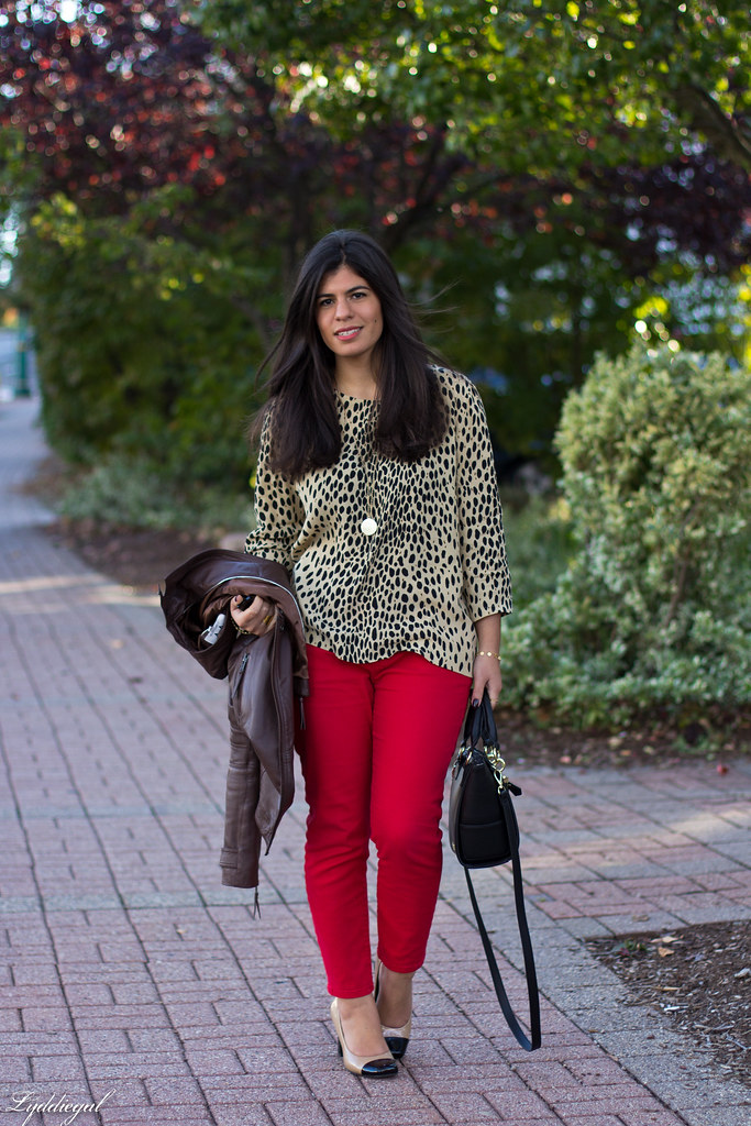 leopard tunic, red pants, leather jacket-1.jpg